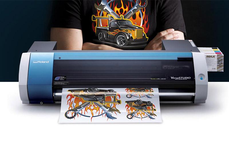 데스크톱 잉크젯 프린트 Amp 컷 프린터 Versastudio Bn 20